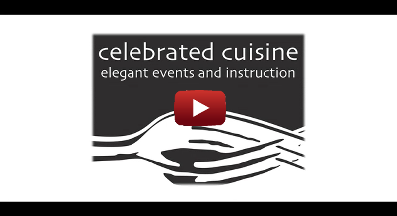 Why Celebrated Cuisine?